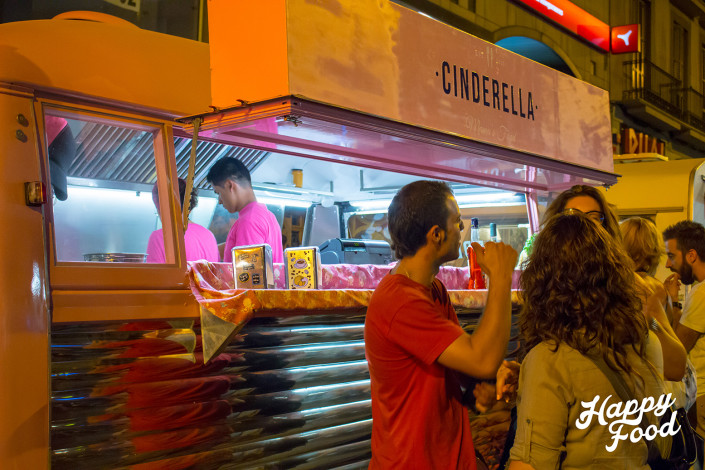 Happy Food Trucks / Manresa / Cinderella