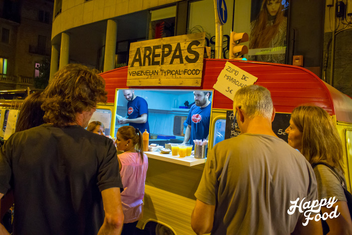 Happy Food Trucks / Manresa / Taguara