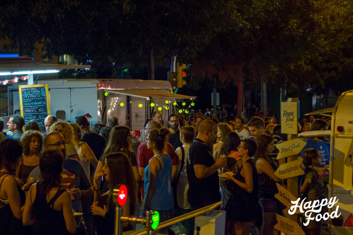 Happy Food Trucks / Manresa