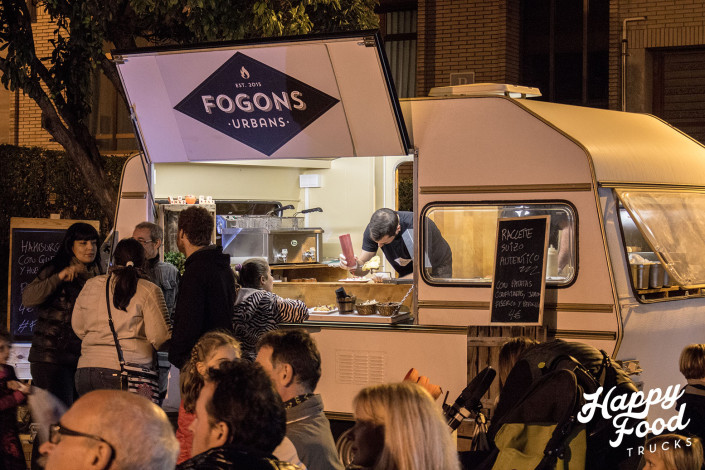 Happy Food Trucks / Navarcles / Fogons Urbans